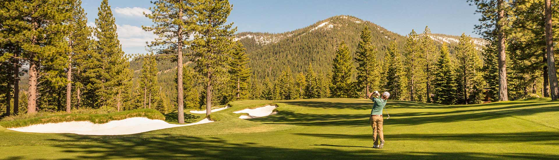 Lake Tahoe Golf Community