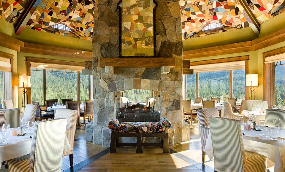 Cliff Room At Martis Camp