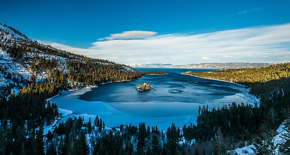 Emerald Bay Tahoe Paul Hamill