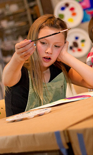 Experiences - Martis Camp art classes