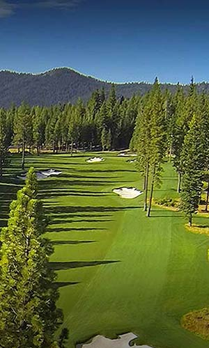 Experiences - Martis Camp Golf