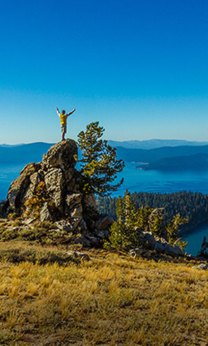 Lake Tahoe Hiking Experiences
