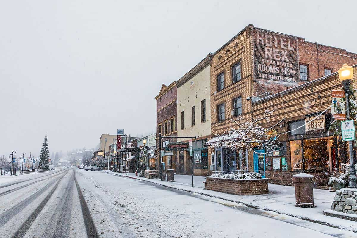Why Truckee Is Being Called One Of America's Great Communities